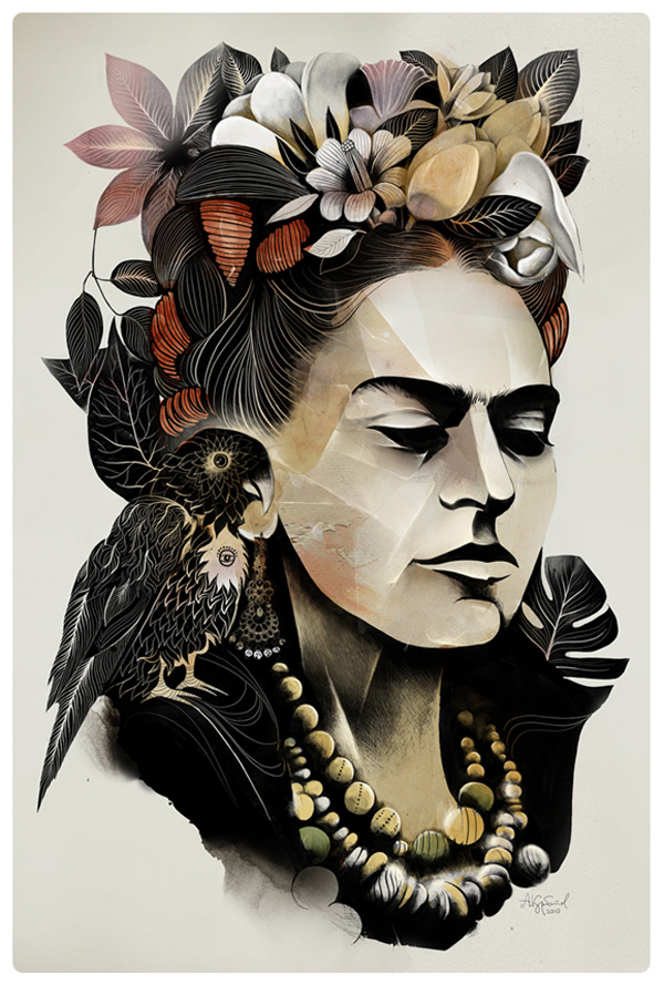 Illustrations - Alexey Kurbatov