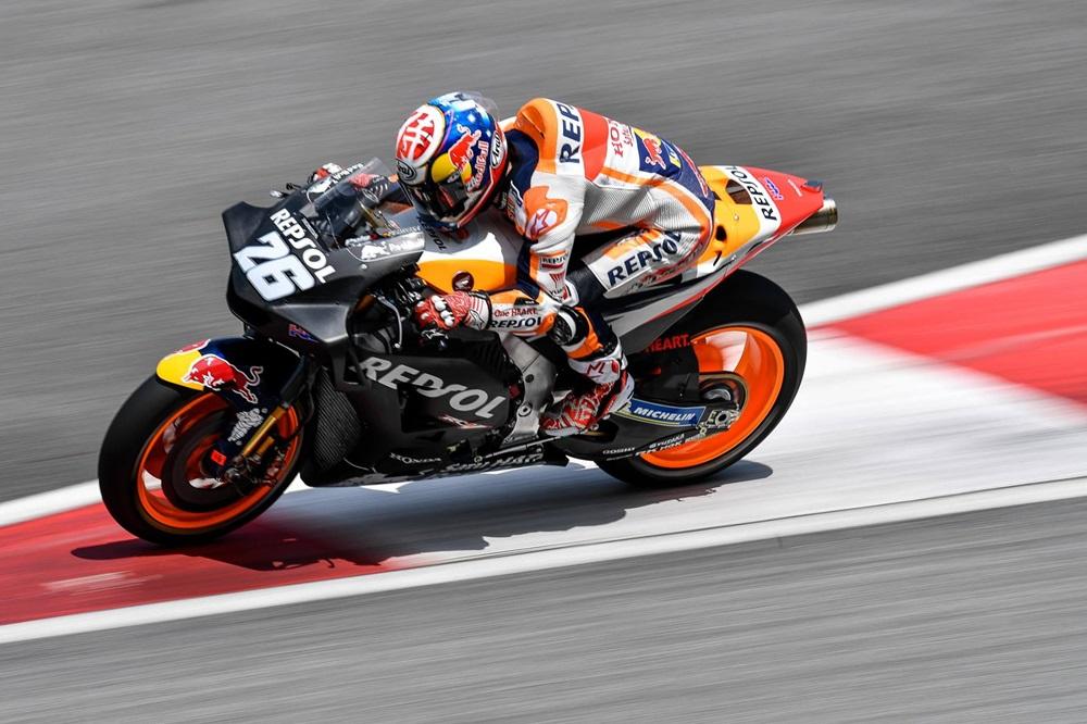 Результаты 2-го дня испытаний MotoGP 2018 в Сепанге