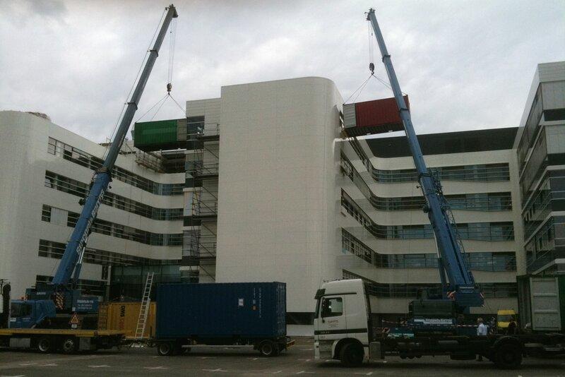 Исследовательский центр Bosch в Берлине