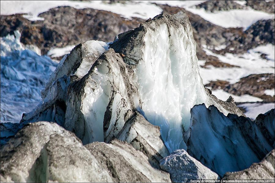Ледник бе Боссон