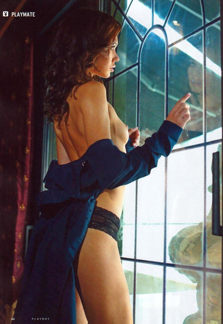 Девушка месяца Светлана Власова - Playboy Украина ноябрь 2013