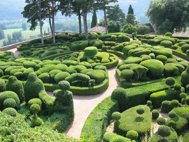 Сады Маркессак. Франция