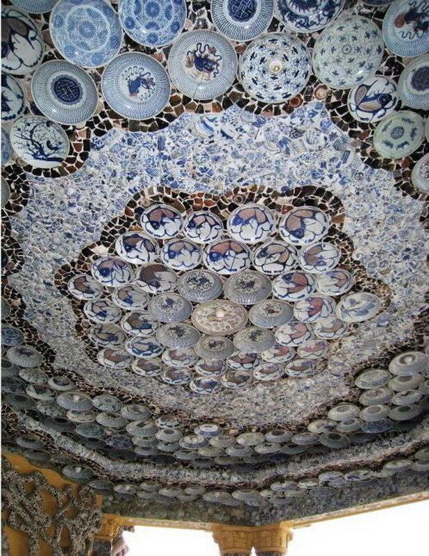 Фарфоровый дом. Тяньцзинь, Китай