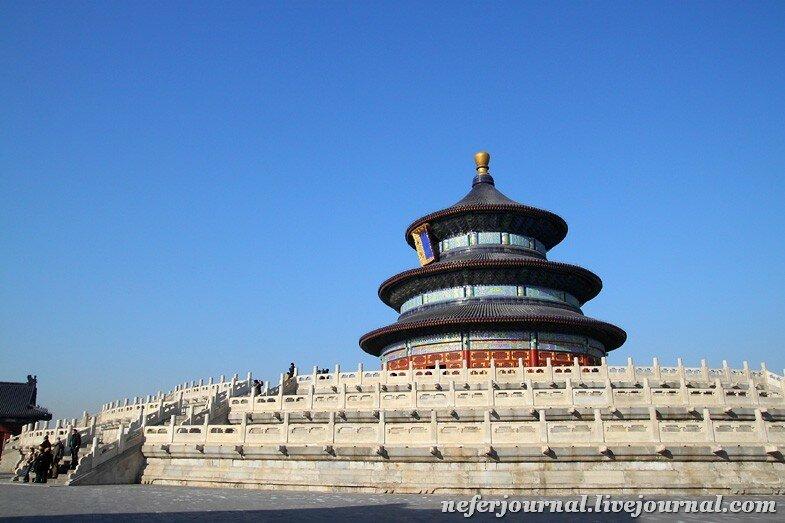 Пекин. Храм Неба (Тяньтань)