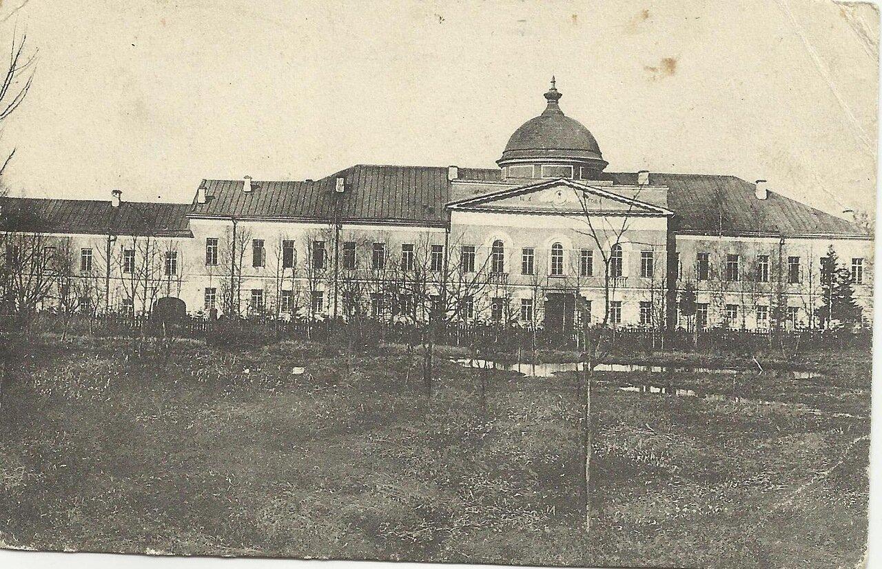 Троице-Сергиевская Лавра. Московская духовная академия
