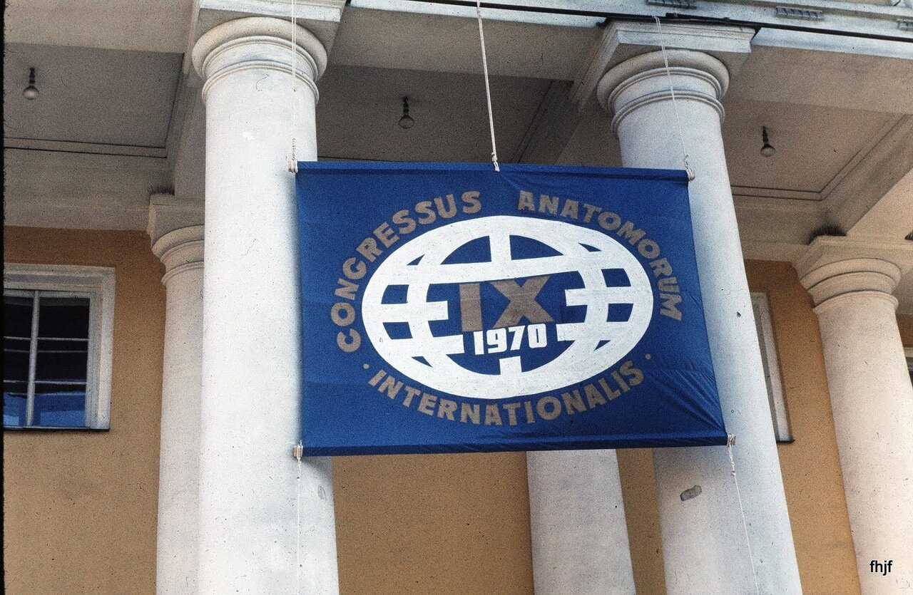 Congress emblem on Tauride Palace where Congress was held