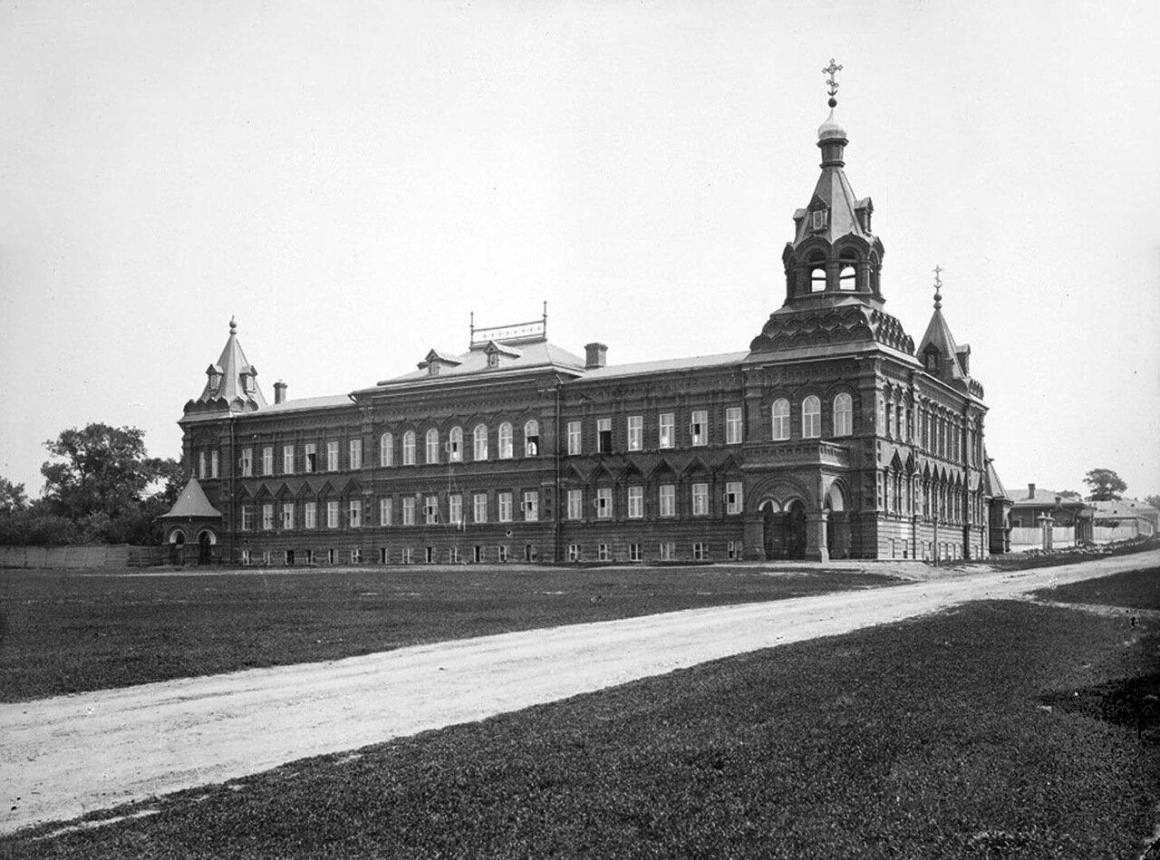 Епархиальный дом. Внешний вид. 1894 г.