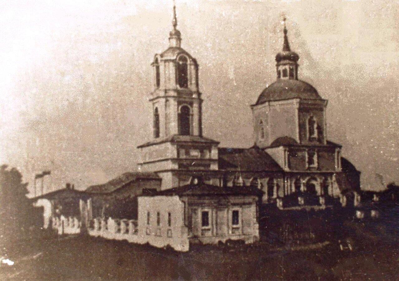 Городок, Знаменский храм