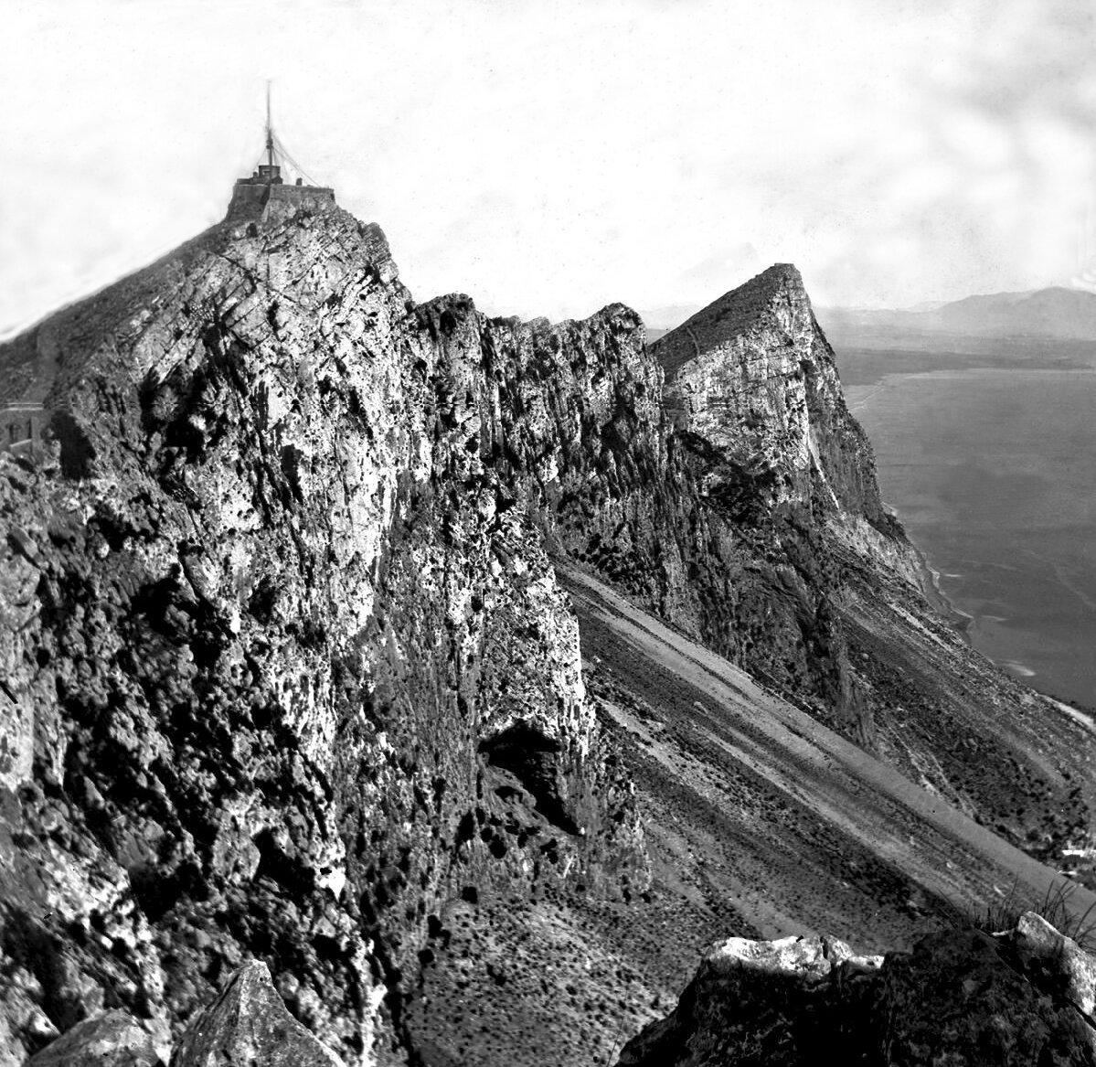 1890. Сигнальная станция