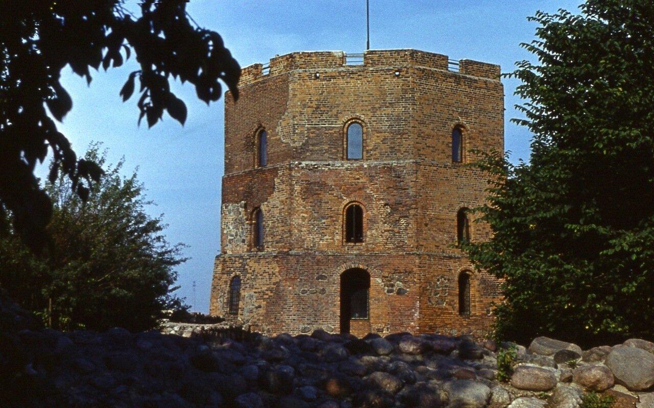 5.  Башня  Гедиминаса