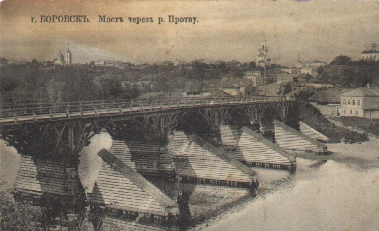 Мост через реку Протву