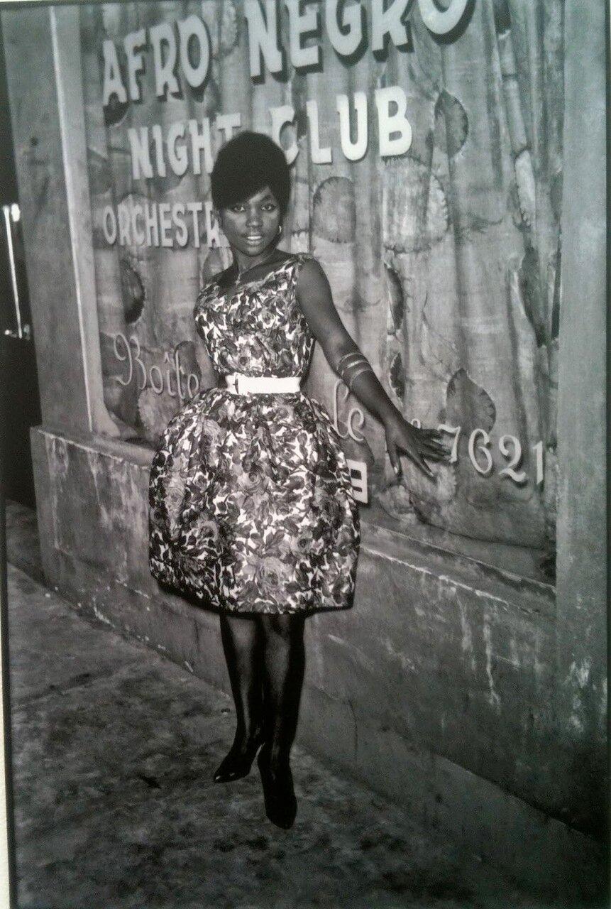 1965. Красотка из ночного клуба