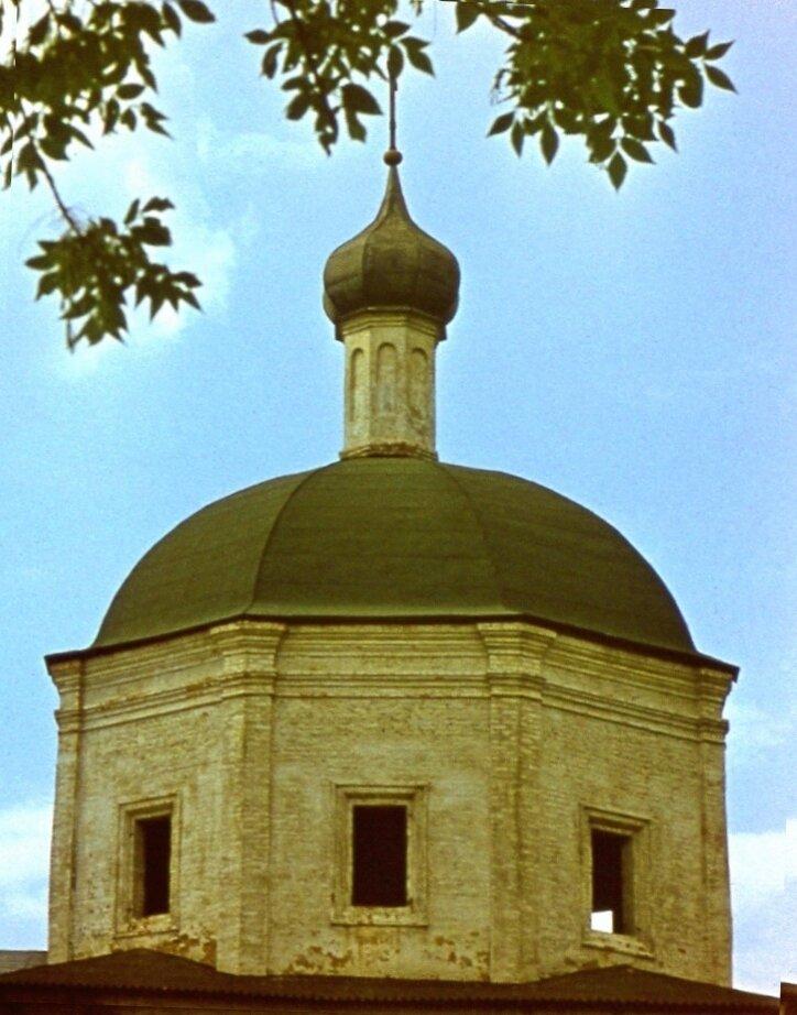 12. Купол  собора