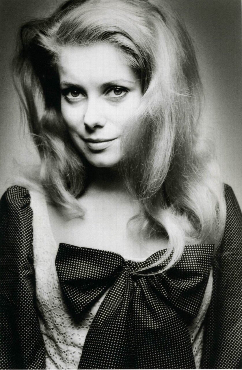 1965. Катрин Денев