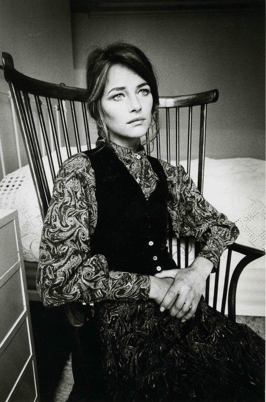 1970. Шарлотта Ремплинг