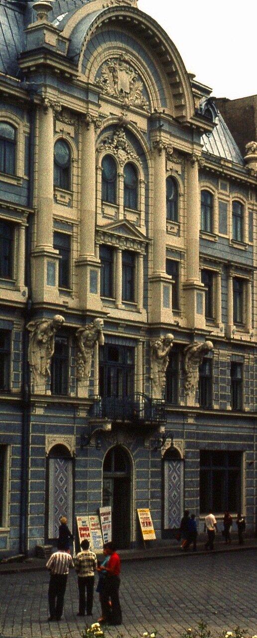 2.  Здание биржи