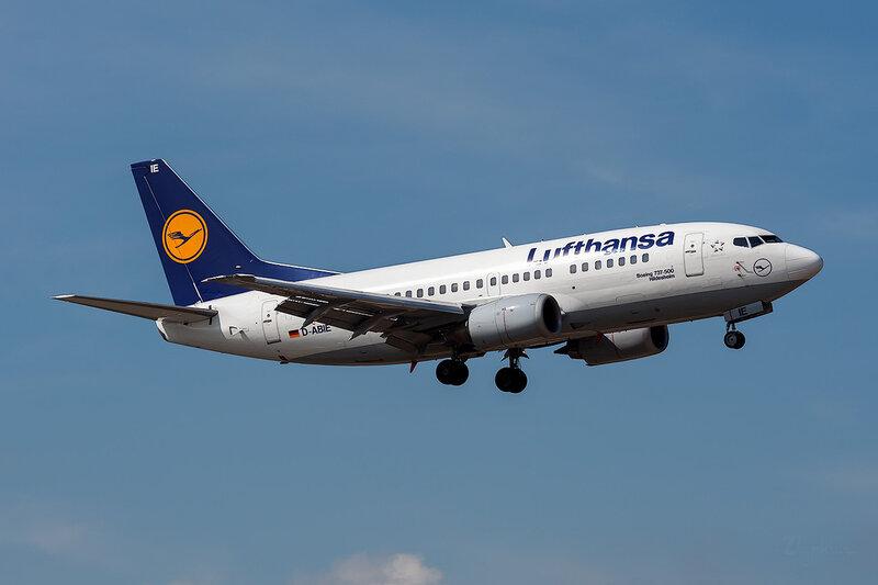 Boeing 737-530 (D-ABIE) Lufthansa DSC_3752