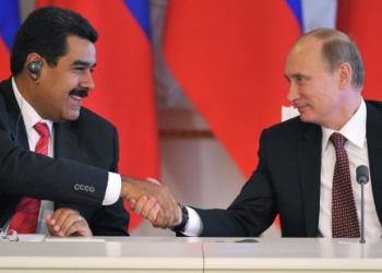 Путин выразил свою поддержку венесуэльскому режиму