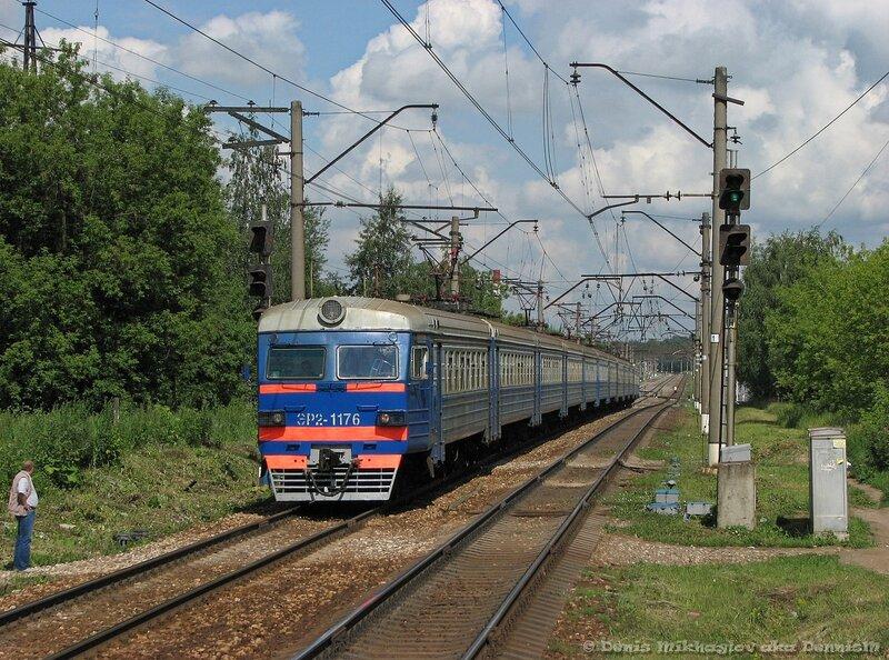 Электропоезд ЭР2-1176.