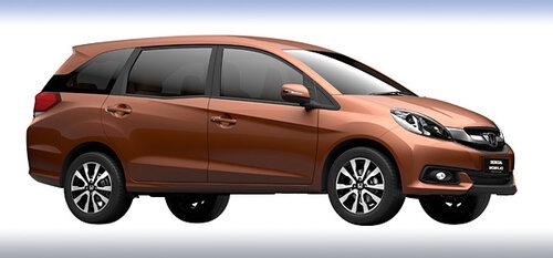 Honda создала бюджетный минивэн
