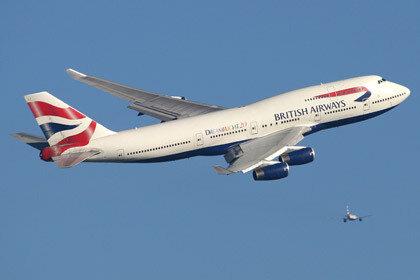 British Airways выступила в поддержку независимости Шотландии
