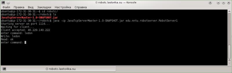 konsole_ssh4_robotserver_ledon.png