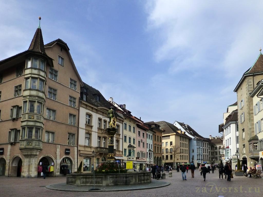 Шаффхаузен, Швейцария