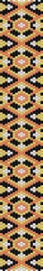 браслеты из бисера схемы плетения
