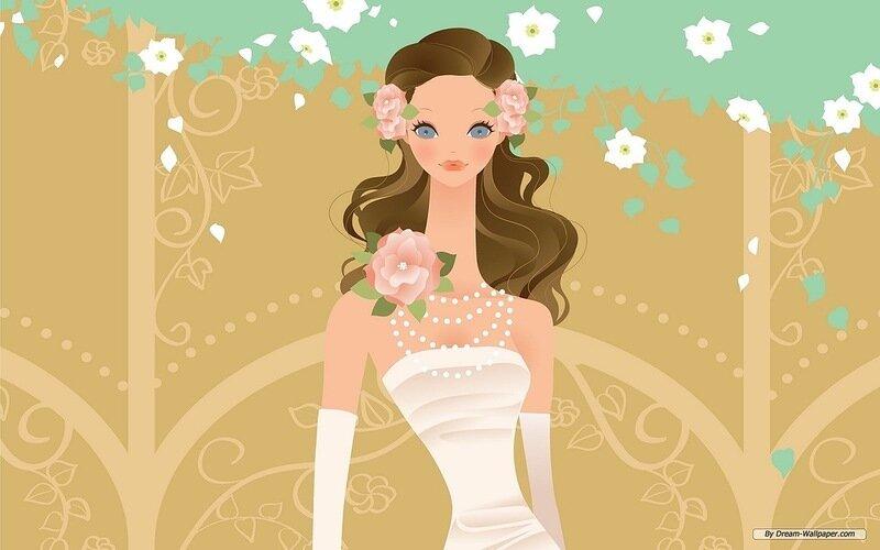 Animated Wedding