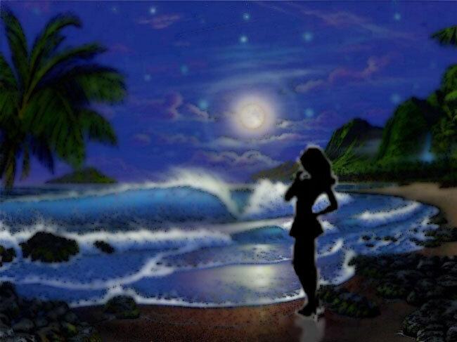 Незнакомка на берегу