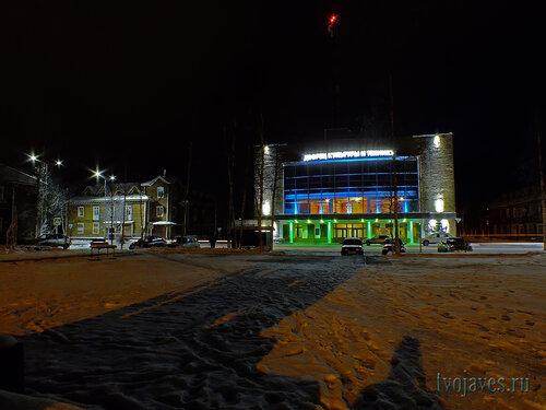 Фотография Инты №6064  Кирова 16 и 14 09.10.2013_18:20