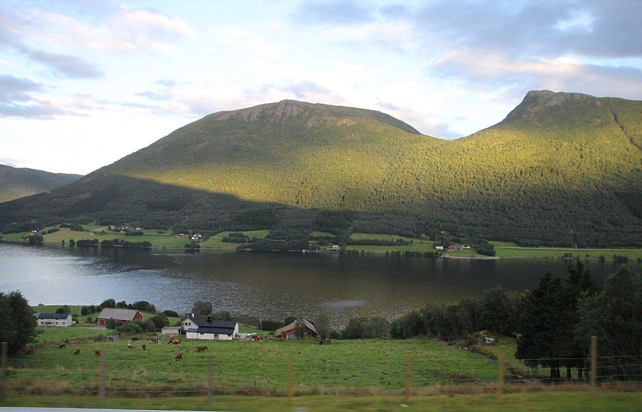 Западная Норвегия, Халсафьорд