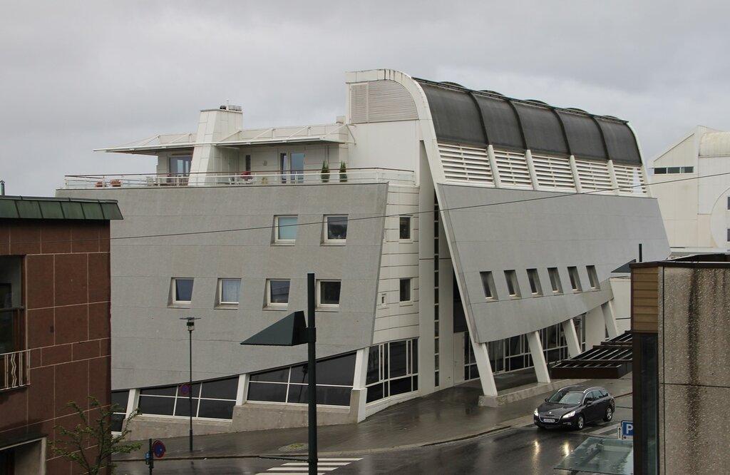 Норвегия, Молде. Norway, Molde