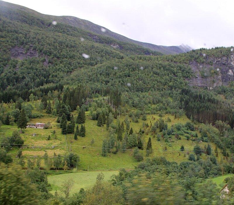 Норвегия, Дорога орлов. Norway,Eagle Road,
