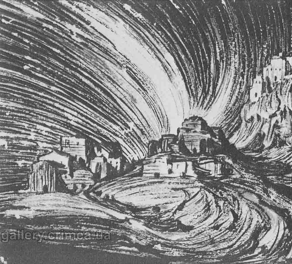 Константин Богаевский [Киммерийский цикл. Триптих. Часть1]