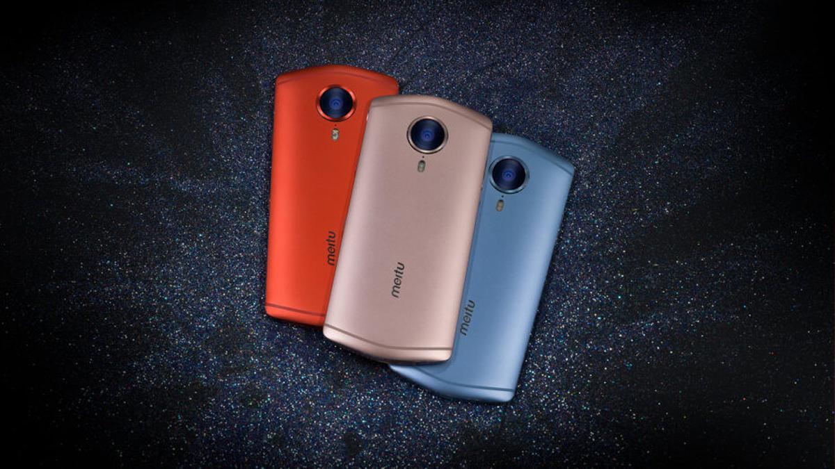 Новый смартфон Meitu стал эталонным гаджетом для селфи