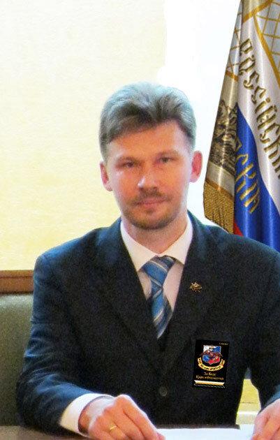 Начальник РИС-О Дмитрий Алексеевич Сысуев