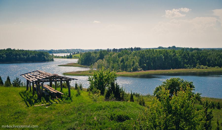 Браслав, Браславские озера, Масковичи, озеро Недрово