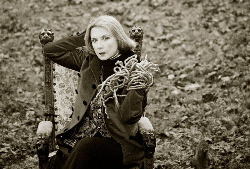 фото алла демидова актриса