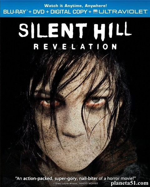 Сайлент Хилл 2 / Silent Hill: Revelation 3D (2012/HDRip)
