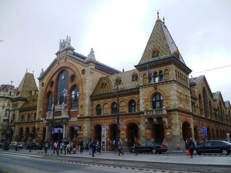 Рынок в Будапеште (Market in Budapest)