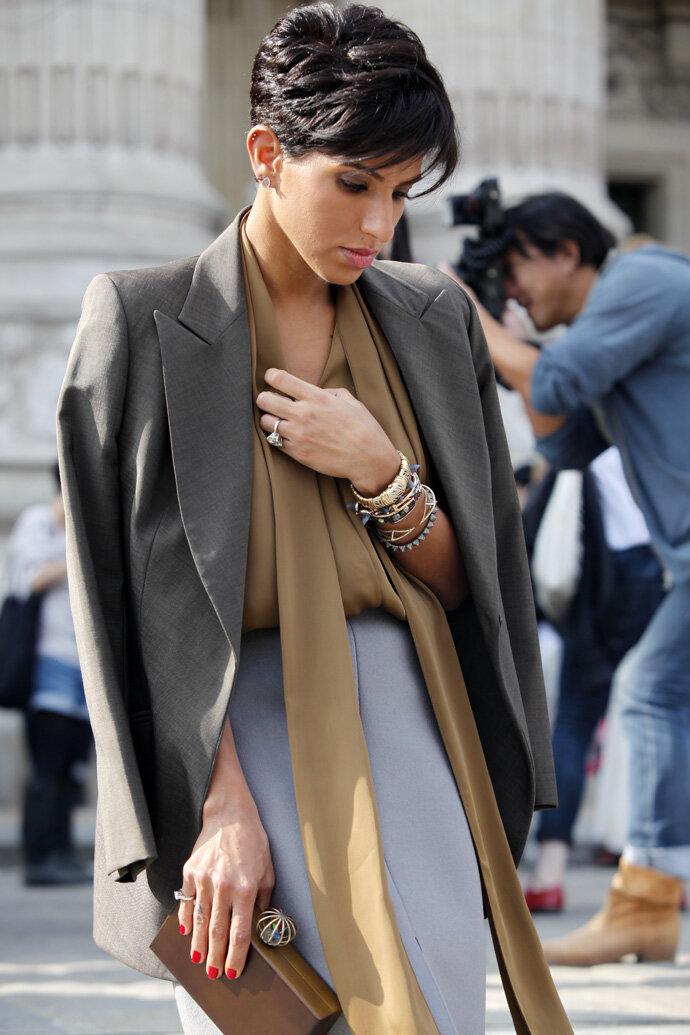арабский модные прически