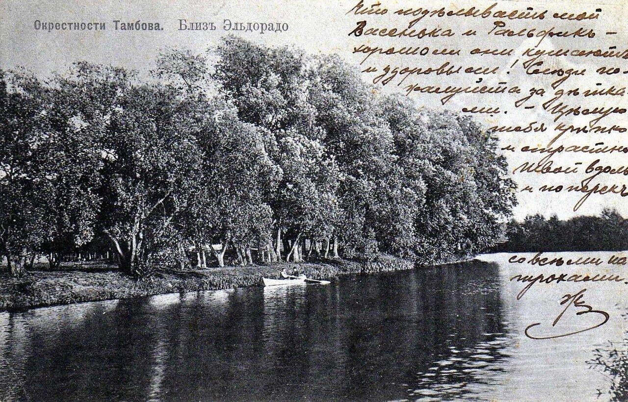 Окрестности Тамбова. Близ Эльдорадо