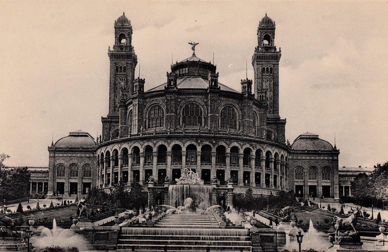 1910-е. Дворец Трокадеро