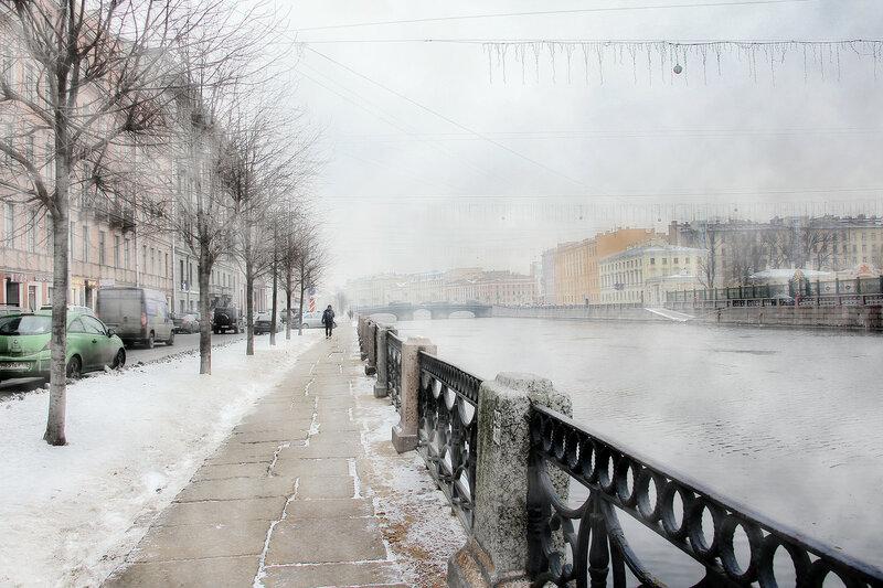 Туманы января
