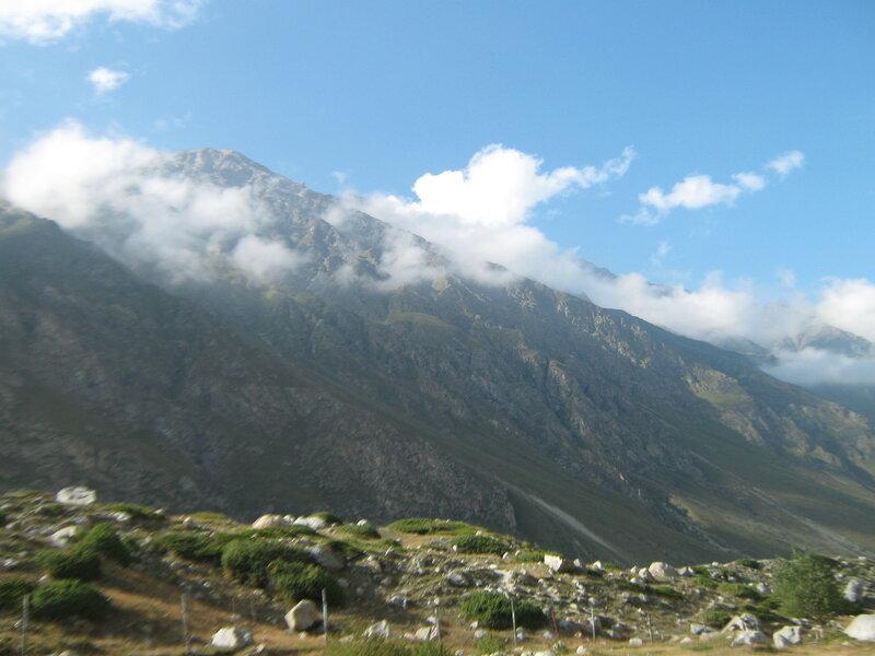 Кабардино-Балкария фото - Безенги