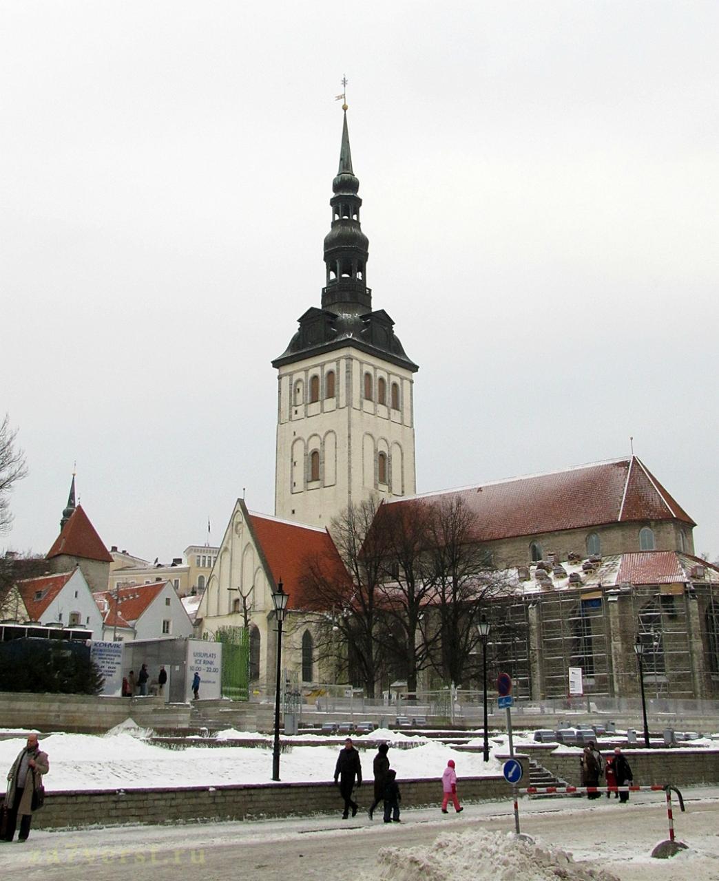 Таллин, Церковь Нигулисте