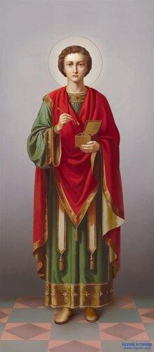 Святой великомученик и целитель Пантелеимон