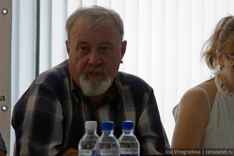 Пресс-конференция Чистые Берега Байкала