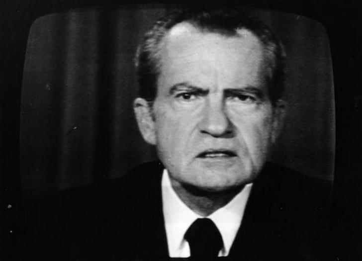 8. Никсон снова собрался в президенты В 1992 году National Public Radio сообщило, что Ричард Никсон,